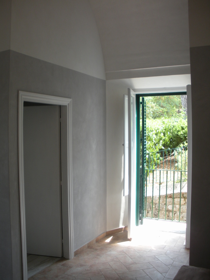 Foto vista camera da letto con bagno di studio di consulenza e progettazione 347700 habitissimo - Camera da letto con bagno ...