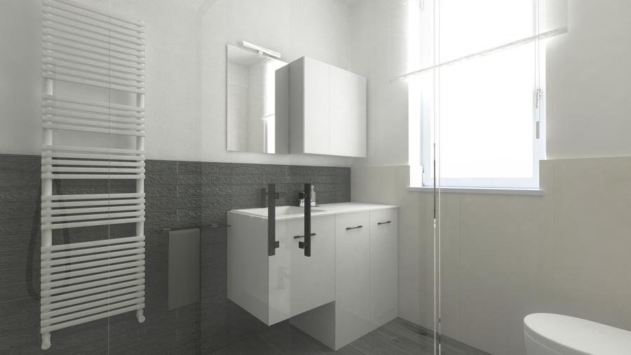 Progetto di ristrutturazione bagno pratica per detrazioni - Detrazioni per ristrutturazione bagno ...