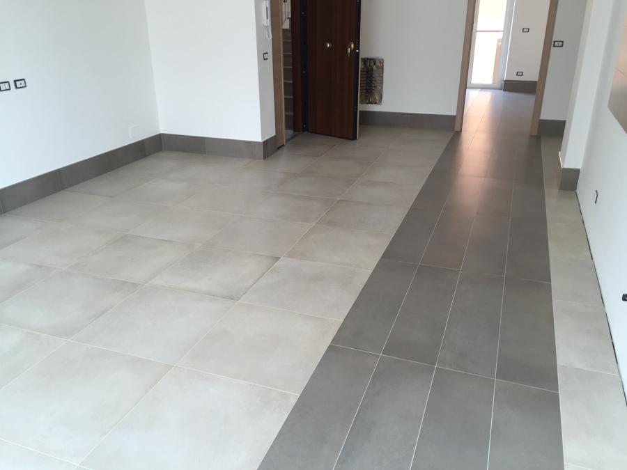 Foto vista dalla cucina di renova interiors 426100 - Piastrellisti a trieste ...