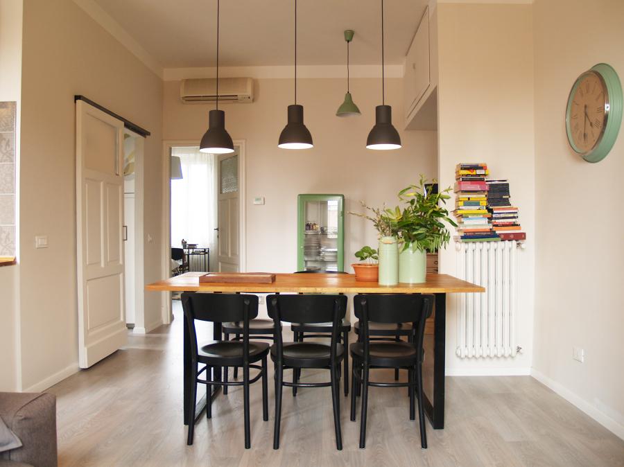 Ristrutturazione appartamento al pigneto idee for Idee ristrutturazione appartamento