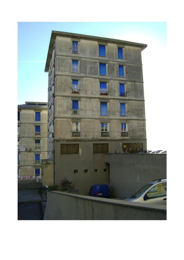 vista edificio prima della ristrutturazione