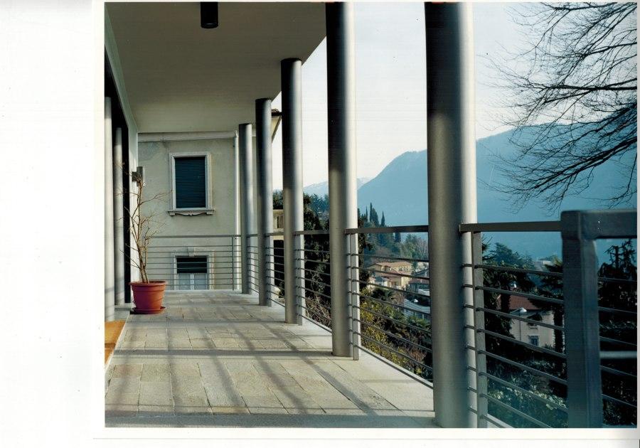 Vista portico