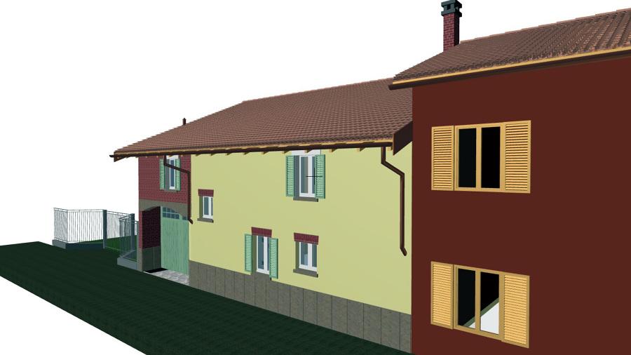 Progetto costruzione casa unifamiliare idee costruzione civile - Progetto costruzione casa ...