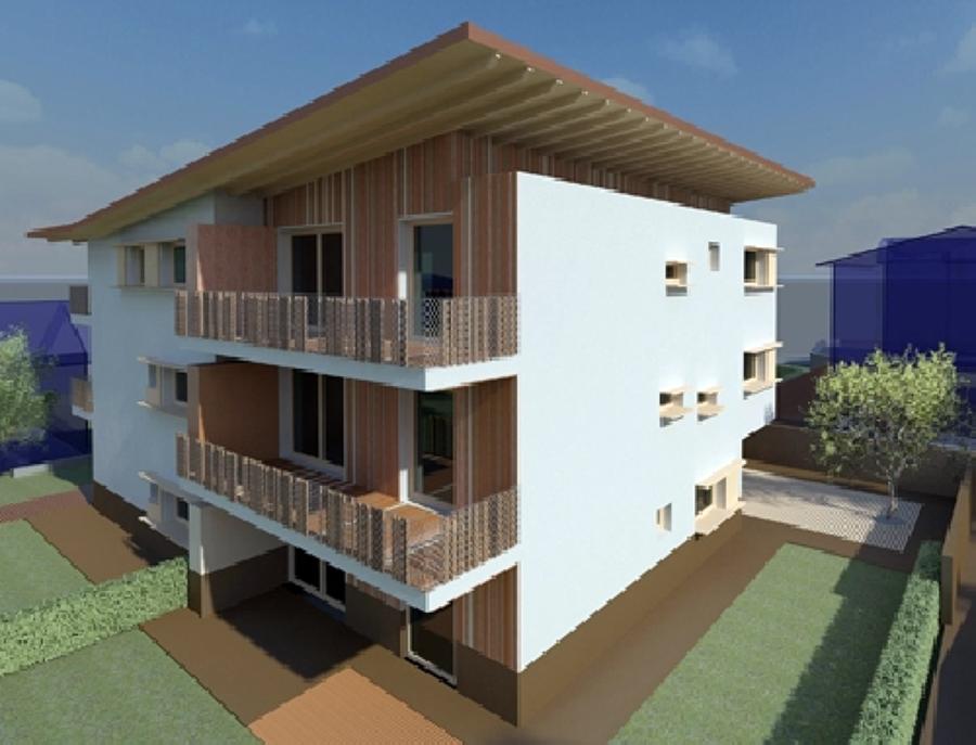 Progetto per costruzione casa maison perd idee architetti for Progetto costruzione casa