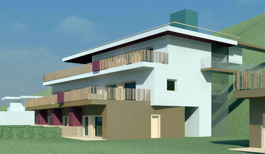 Progetto per costruzione casa a piedi nudi sui tetti idee costruzione edifici - Progetto costruzione casa ...