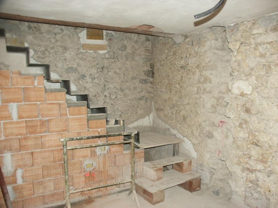 Ristrutturazione edificio storico in lavagno vr idee - Scala soggiorno ...