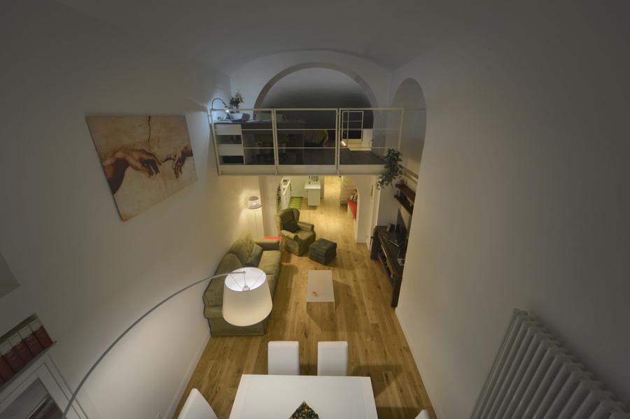 visuale loft