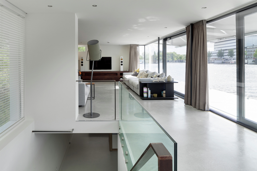watervilla ad amsterdam