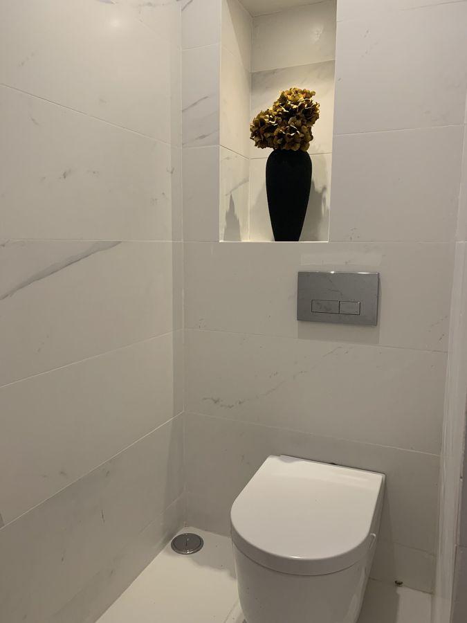 WC con scarico a parete