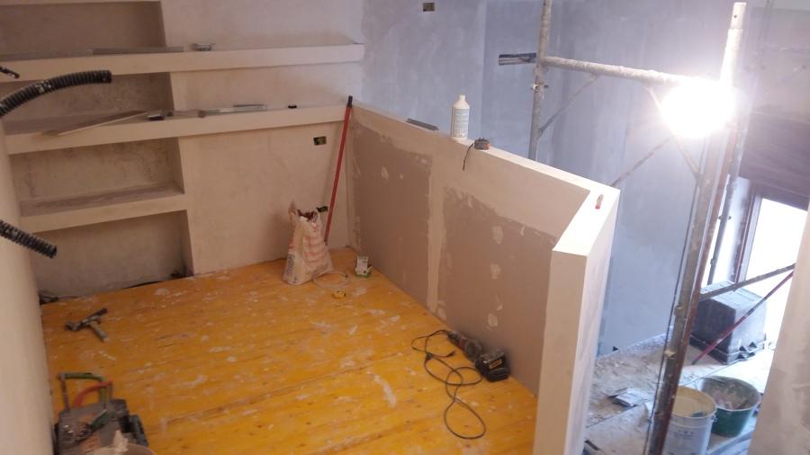 Work in progress (soppalco FASE 2)