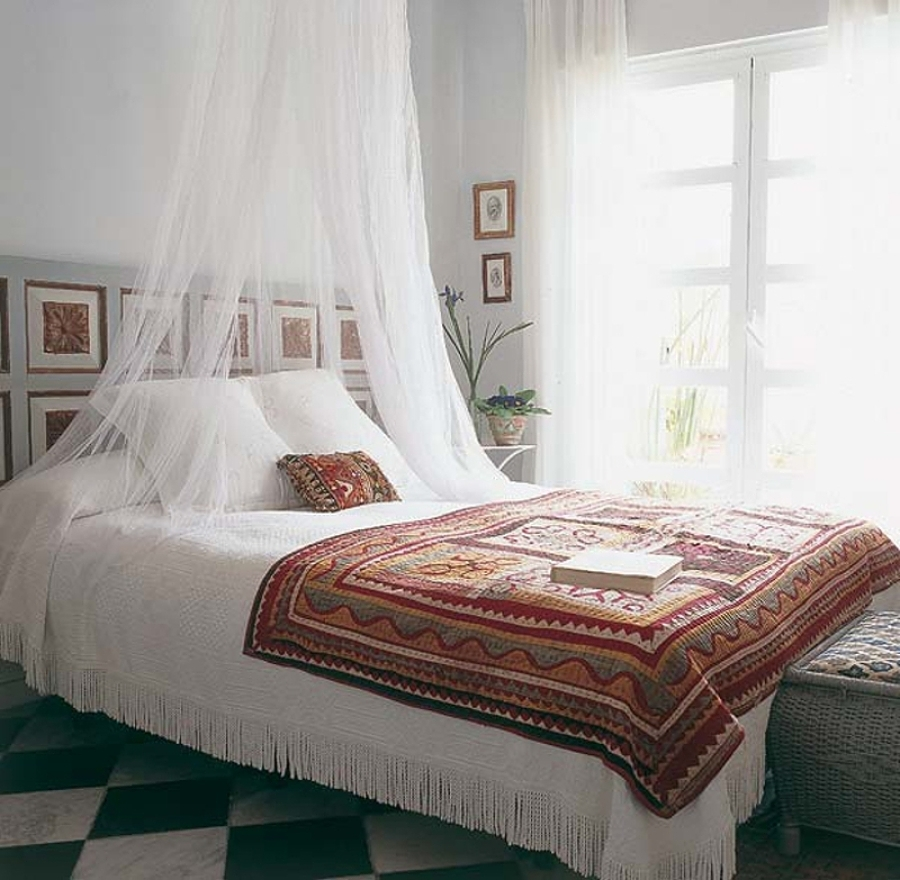 Foto zanzariera da letto de valeria del treste 327297 habitissimo - Zanzariere da letto ...