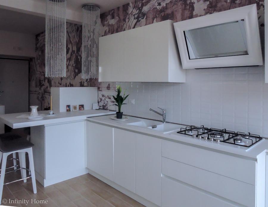 zona cottura cucina