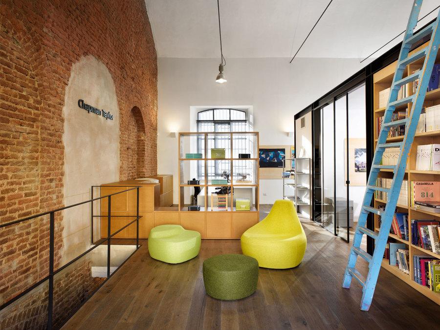 da vecchio complesso industriale ad ufficio moderno idee