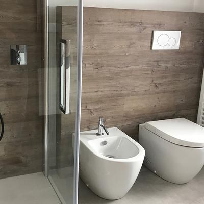 Ristrutturazione bagno - Borgo Chiese