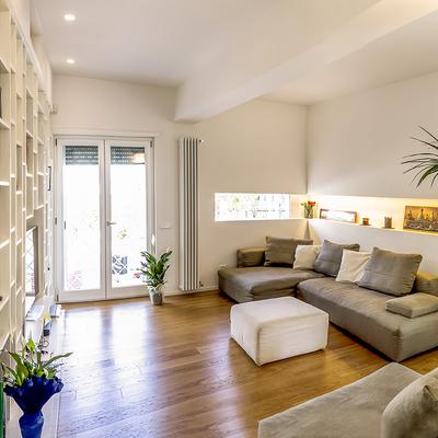 Ristrutturazione di un appartamento nel quartiere Coppede'