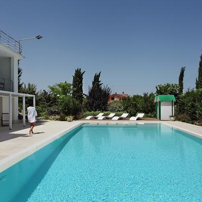 Ristrutturazione di una villa privata in Puglia