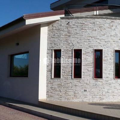 Progetto per Ristrutturazione di facciata di abitazione privata