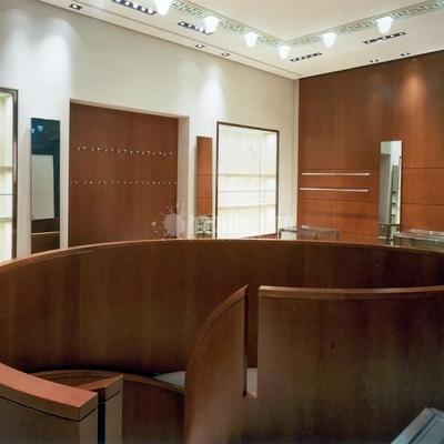 Progetto realizzazione Showroom