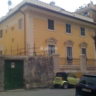 Progetto Realizzazione Impianti Via Lata - Genova Carignano