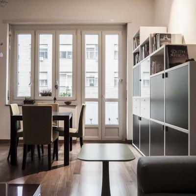 Ristrutturazione di un' abitazione a Torino (Crocetta)