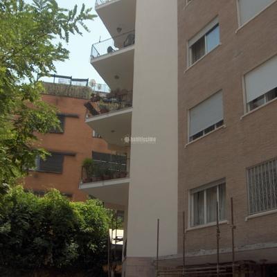 Ristrutturazione condominio in Roma