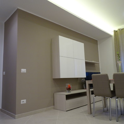 Ristrutturazione di un appartamento a Piazza Bologna Roma (RM)