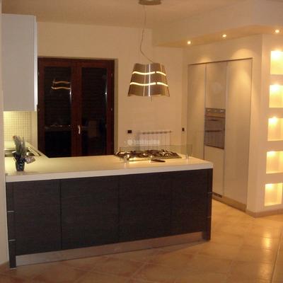 Progettazione ambiente cucina