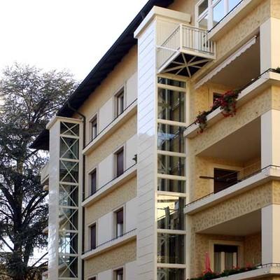 Idee di ascensori per ispirarti habitissimo - Costo ascensore esterno 3 piani ...
