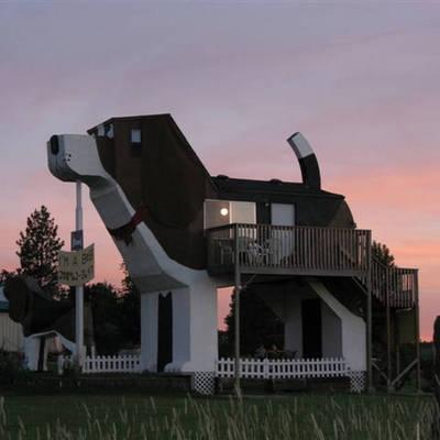 18 incredibili case per le vacanze offerte da Airbnb