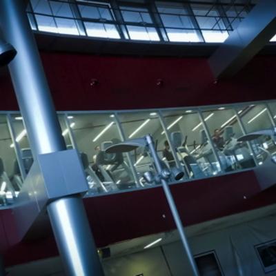 Ristrutturazione di un centro fitness di Madrid