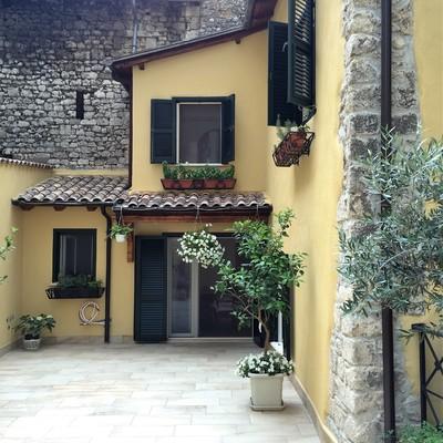 Ristrutturazione di un appartamento nel centro storico di Alatri (FR)