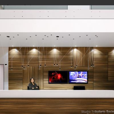 Idee e foto di arredamenti uffici per ispirarti habitissimo for Foto di arredamenti