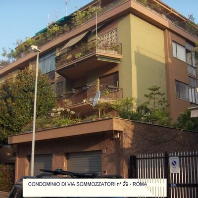 Progetto Ristrutturazione Condominio