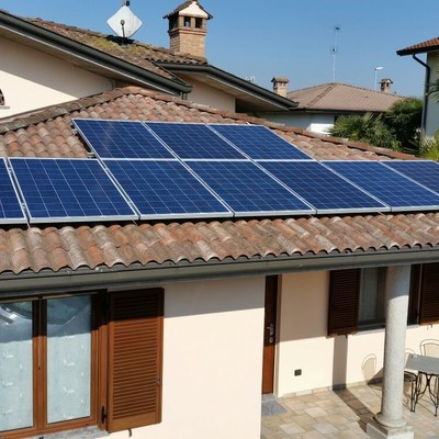 "Impianti fotovoltaici ""chiavi in mano"" per l'autoconsumo"