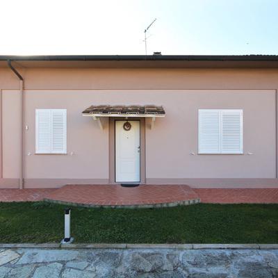 Arredamento Country Chic Moderno in Villetta Toscana