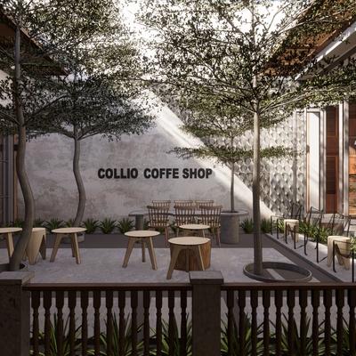Collio Cofffe bar-rstaurant