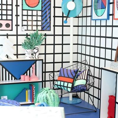 80s instagram interiors