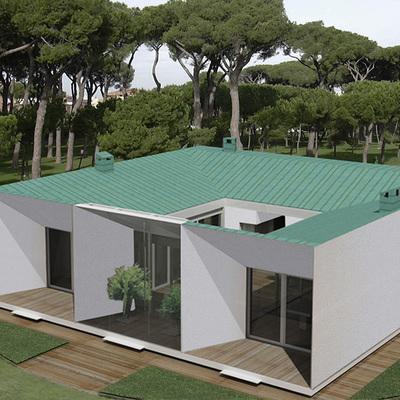 La casa mediterranea sostenibile