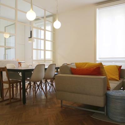 Ristrutturazione di un appartamento moderno a Milano