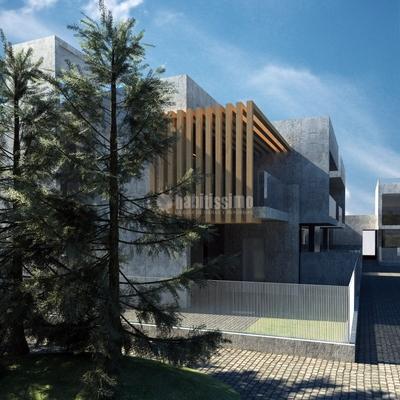 Progetto di un nuovo complesso turistico residenziale