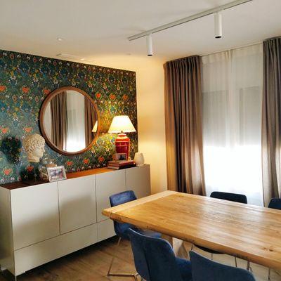 È possibile ravvivare una stanza con la carta da parati? Qui ti spieghiamo come