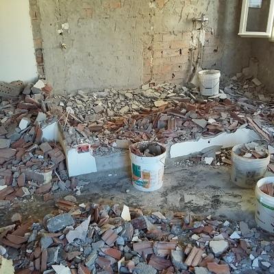 Ristrutturazione appartamento in Via Ugo Lenzi