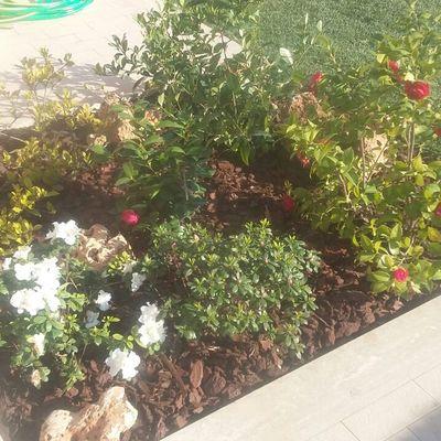 Giardino privato...tra città e campagna