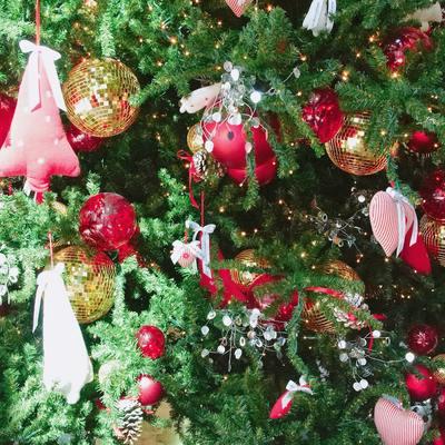 Alberi di Natale creativi
