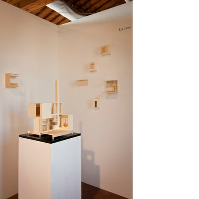 Lucioano Semerani: viaggi nell'architettura