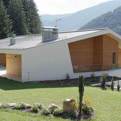 Ampliamento Garnì Moser - Sarentino (Bolzano)