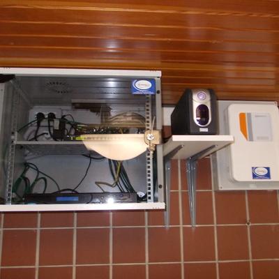 Impianto videosorveglianza condominiale