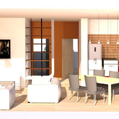 Progetto di ristrutturazione Appartamento a Novara in via Perazzi