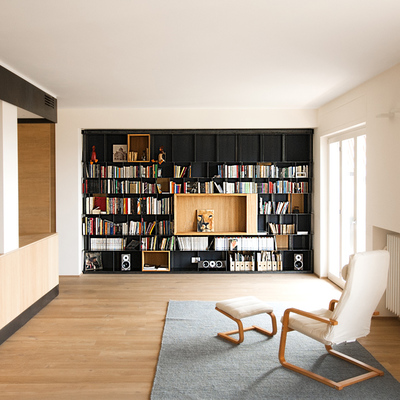 Wood and Iron Apartment: lusso contemporaneo