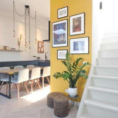 Da soffitta ad attico luminoso e ben sfruttato